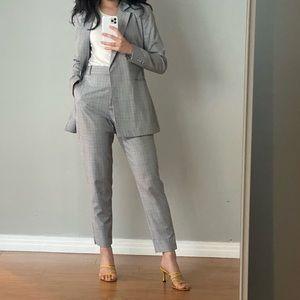 Zara pantsuit blazer trousers set